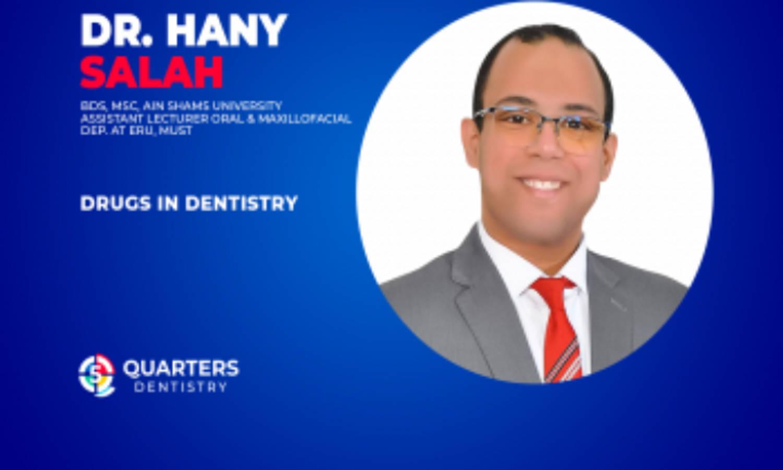 Drugs In Dentistry