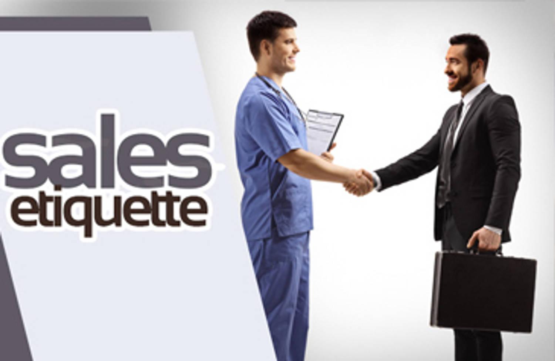 Sales Etiquette