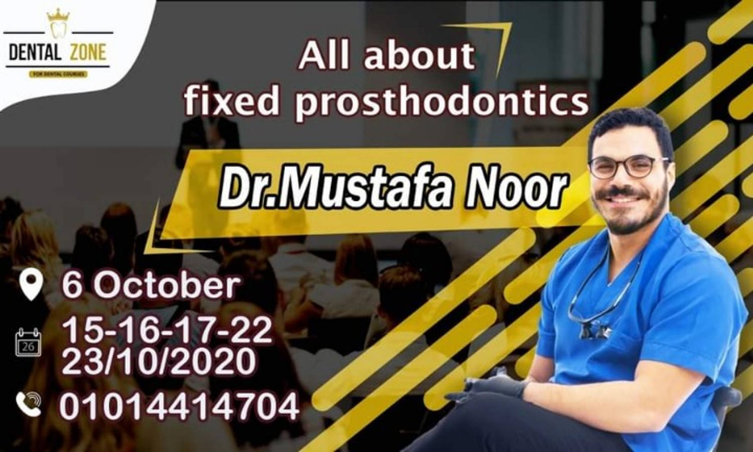 All about Fixed Prosthodontics