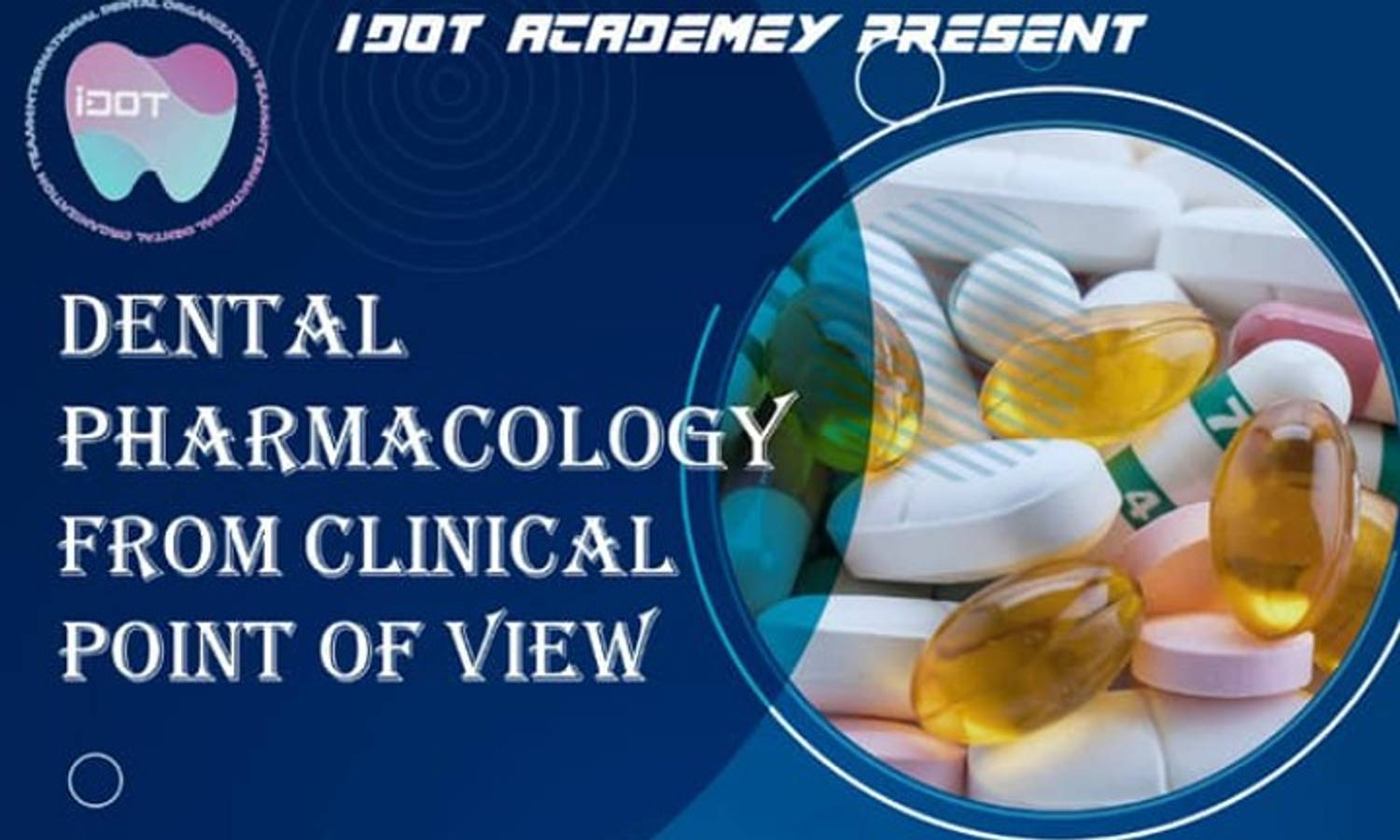 Dental Pharmacology + First Aid Courses