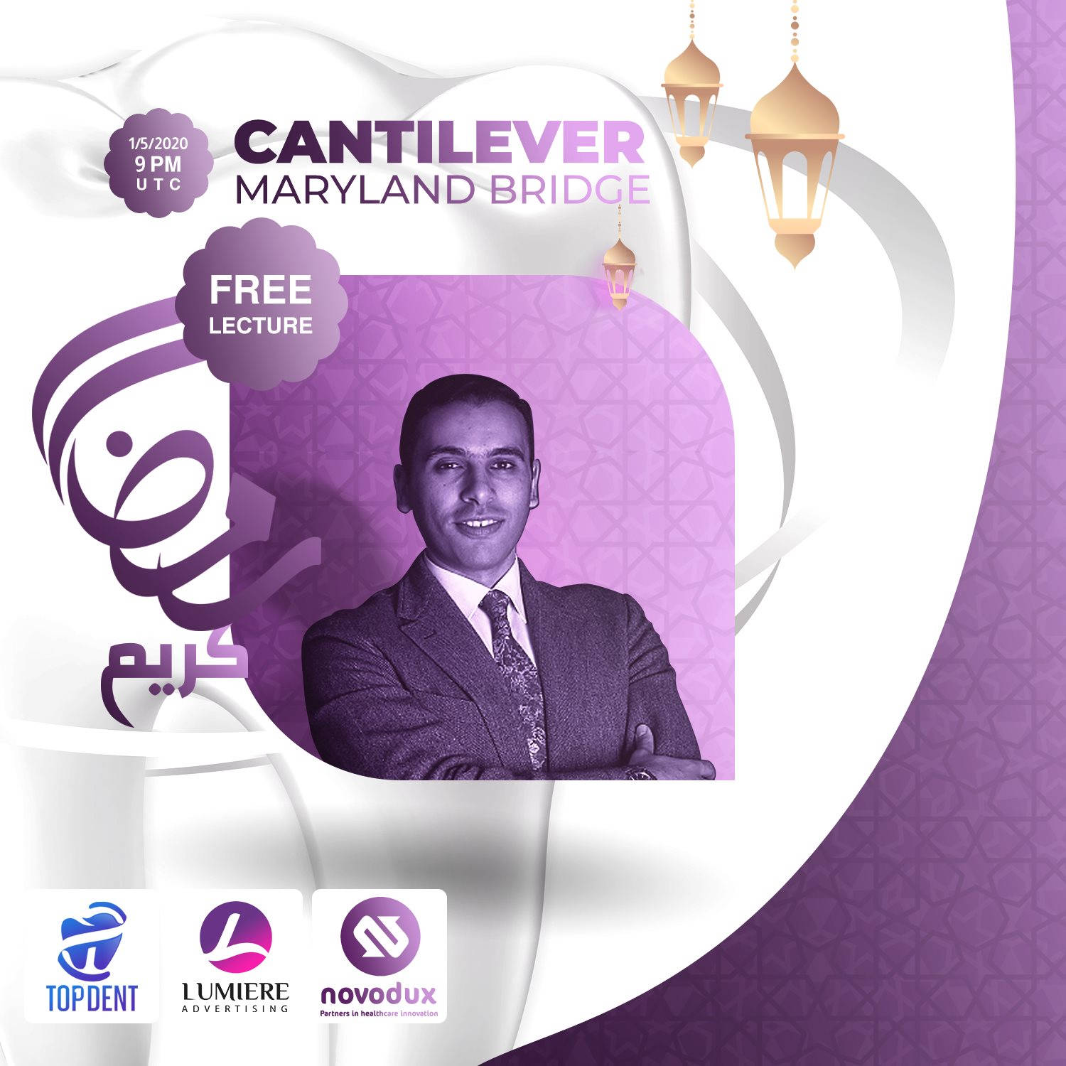 Cantilever Maryland Bridge - An Aesthetic Treatment for Missing Lateral Incisors