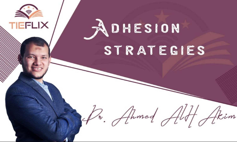 Adhesion Strategies