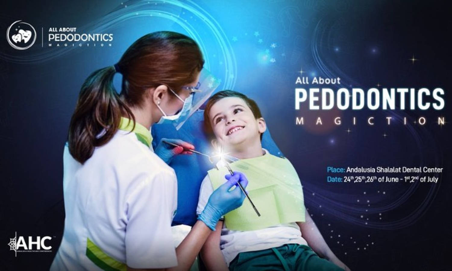 All About Pedodontics Magiction Course
